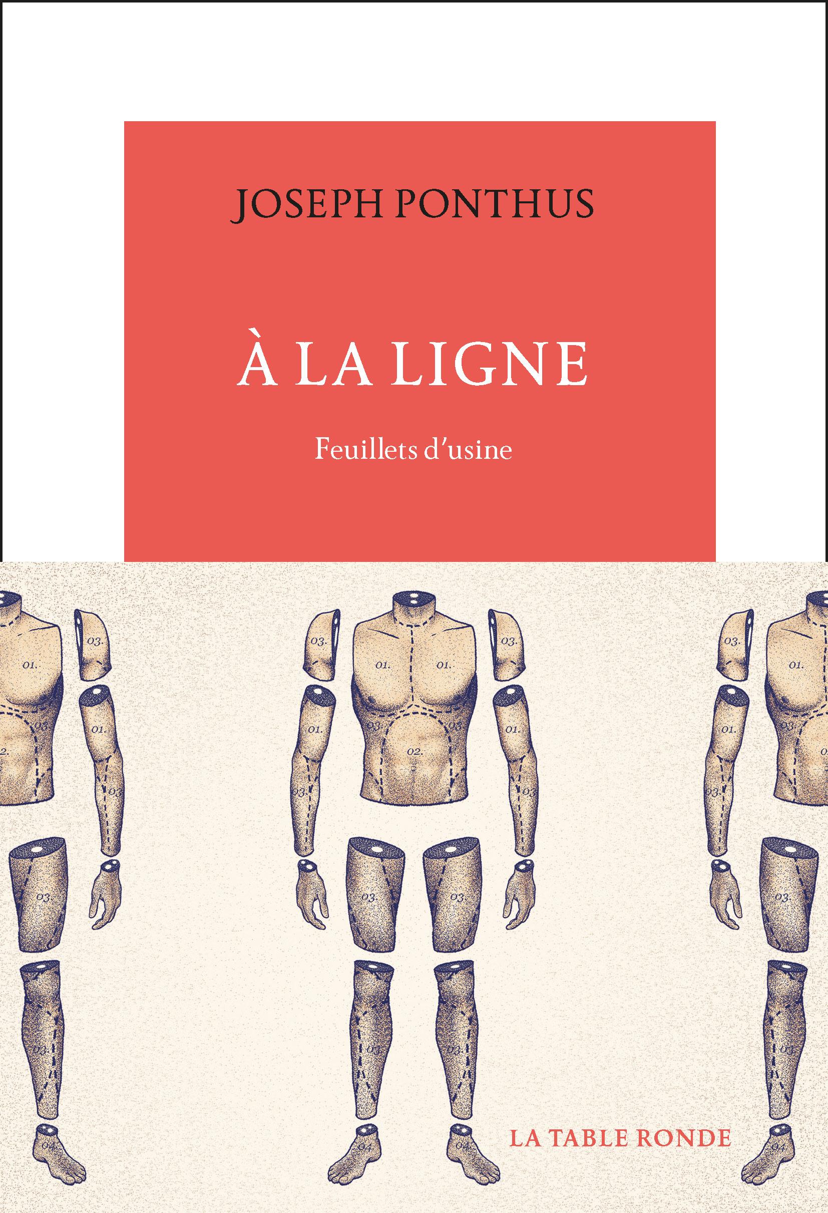 Joseph Pontus – À la ligne