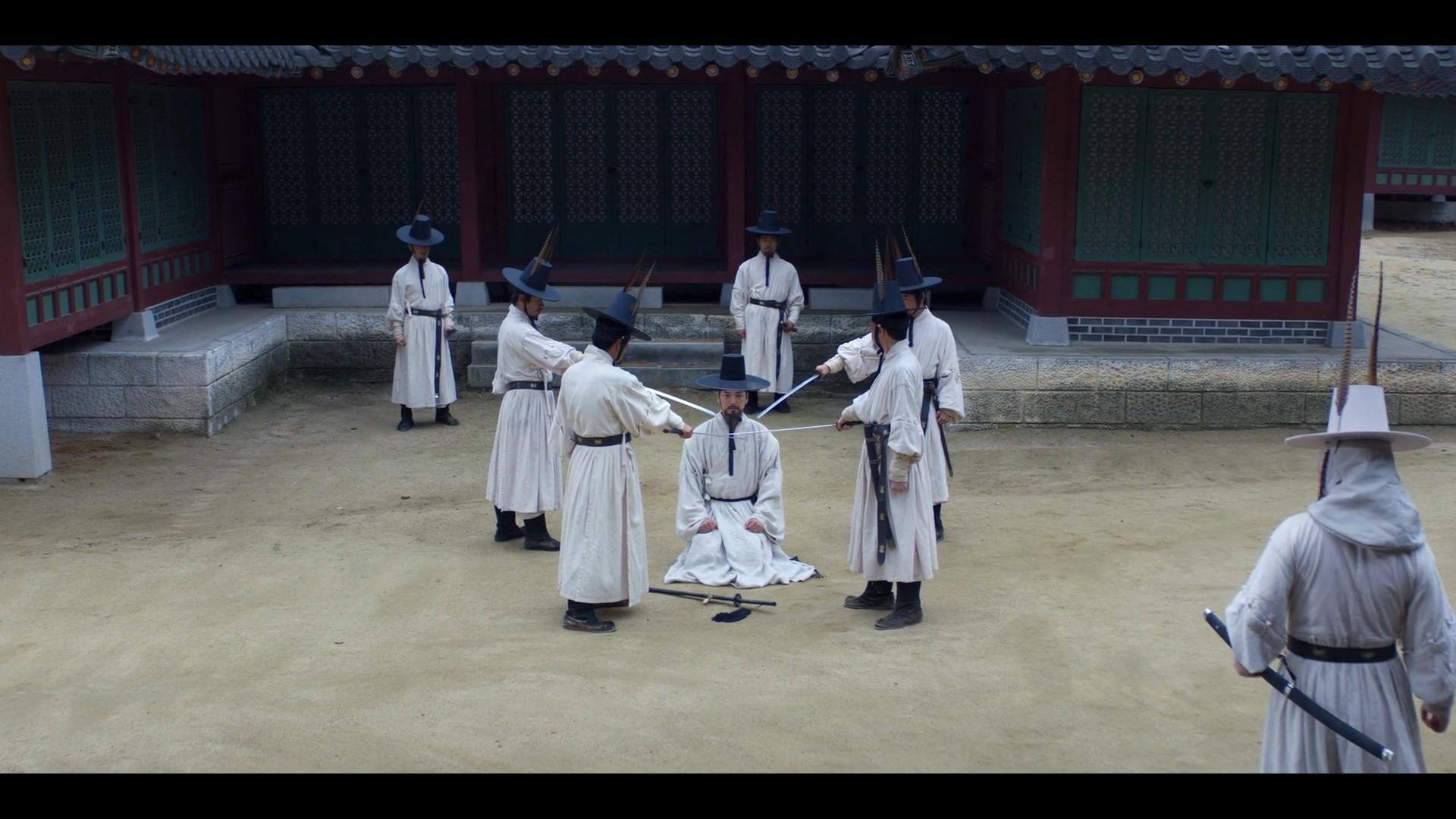 Kim Eun-hee, Kim Seong-hun, Park In-je – Kingdom (Saison 2)