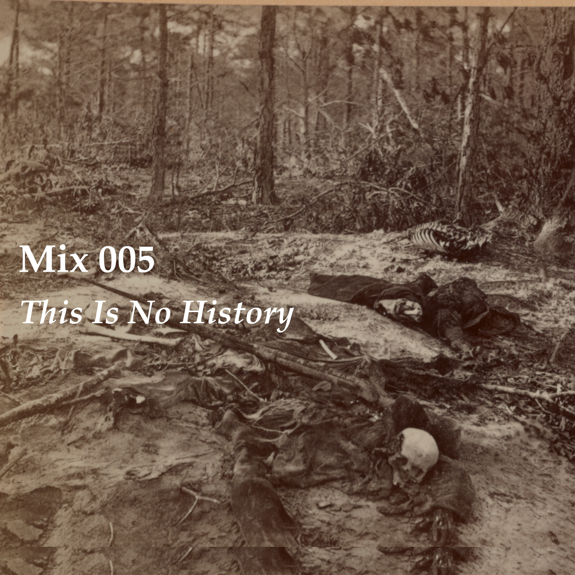 Mix 005 – This Is No History