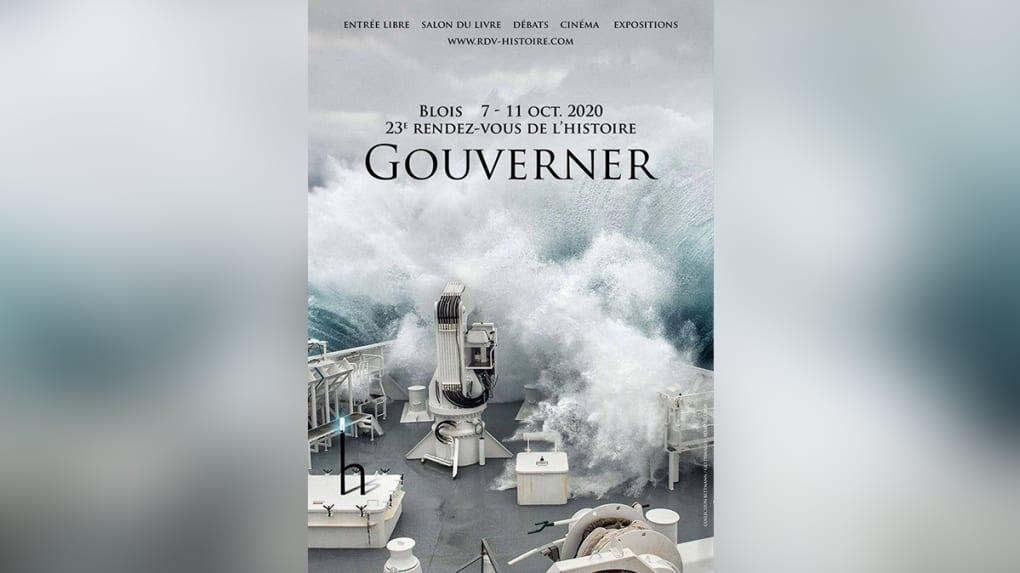 Humeur, 11 octobre 2020 : sous l'eau!